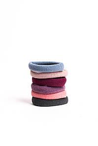 Гумка для волосся FAMO Набір безшовних гумок Брі різнобарвний 1 One size (5-7599) #L/A