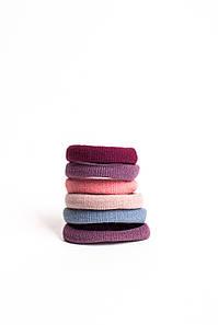 Гумка для волосся FAMO Набір безшовних гумок Брі різнобарвний 2 One size (5-7599) #L/A