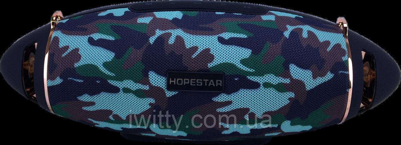 Блютуз колонка Hopestar H20+ (Камуфляж)