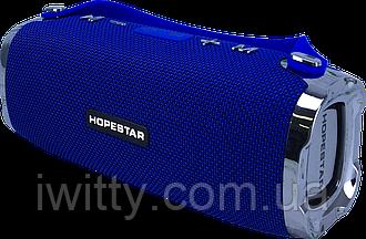 Блютуз колонка Hopestar H24 (Синий)