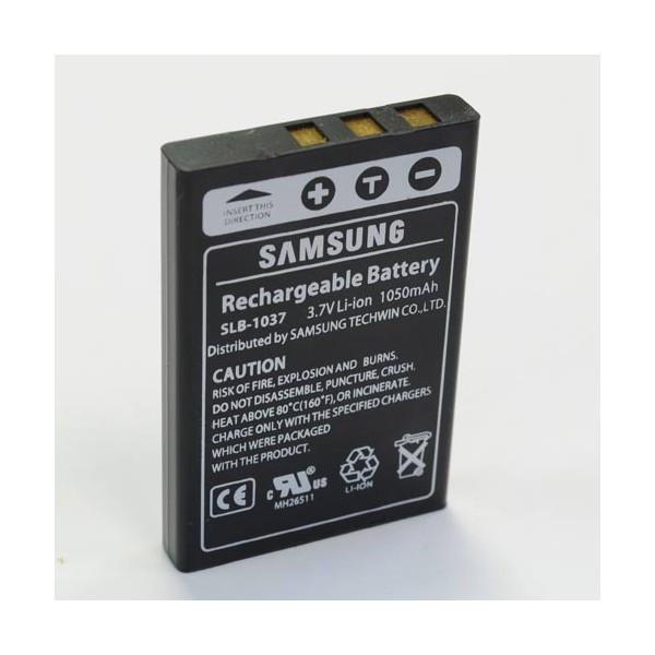 АККУМУЛЯТОР SAMSUNG SLB-1037/1137  3.7V 1150mAh Li-Ion