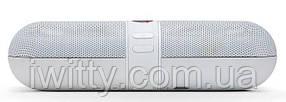 Блютуз колонка USB B11 (Белый), фото 2