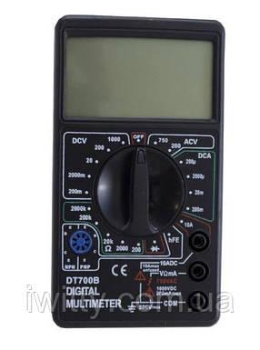 Мультиметр DT700B, фото 2