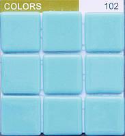 """Colors"" Мозаика  Испанская TURQUOISE BLUE 102"