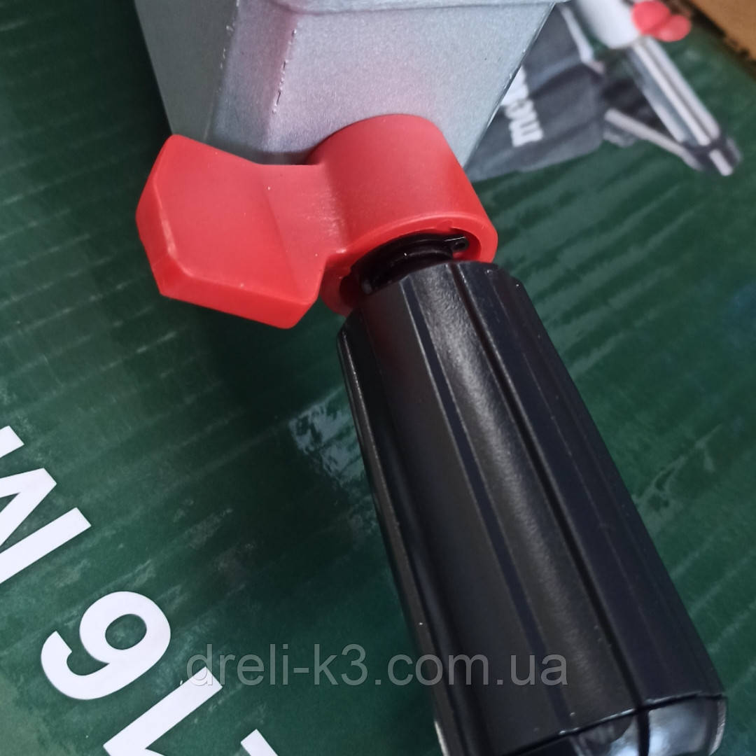Торцовочная пила с протяжкой Metabo KGS 216 M Laser Led 619260000 - фото 8