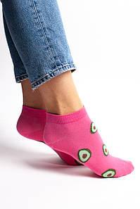 Шкарпетки FAMO Шкарпетки Аніта малинові 36-40 (LB-18) #L/A