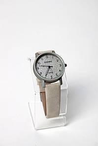 Годинник FAMO Жіночі годинники Стейсі сірі Довжина 19,3(см)/ Ширина 1,6(см) (W-26) #L/A