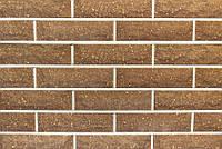 Плитка фасадная скала Литос шоколад