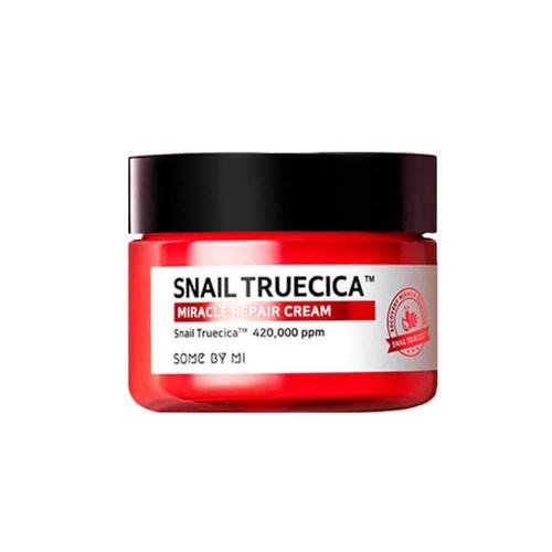 Улиточный крем для лица Some By Mi Snail Truecica Miracle Repair Cream