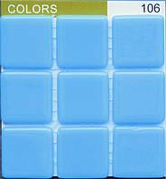 """Colors"" Мозаика  Испанская CLEAR SKY BLUE 106"