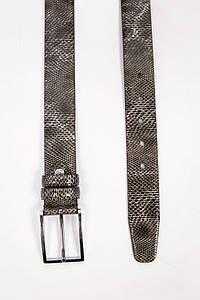 Ремінь жіночий 167RD935008 колір Коричнево-бежевий