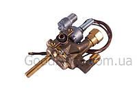 Кран газовый духовки для газовой плиты Indesit C00081476
