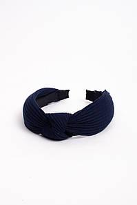 Обруч FAMO Амина синий One size (5-8171) #L/A