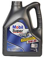 Олива моторна Mobil Super 2000х1 10W40,   4л