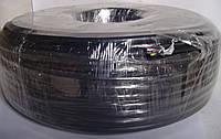 Кабель НЧ 21жила в одном экране, круглый, чёрный, 100м/бухта