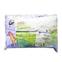 Одеяло+подушка детское  вовна оптом