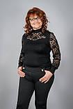 """Штани жіночі """"Дайвінг"""" великих розмірів, фото 5"""