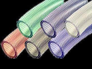 Шланги цветные армированные (синий,зеленый,желтый,красный) 13мм