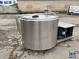 Охолоджувач молока/Охолоджувач молока Б/У DELAVAL 1600 л, фото 2