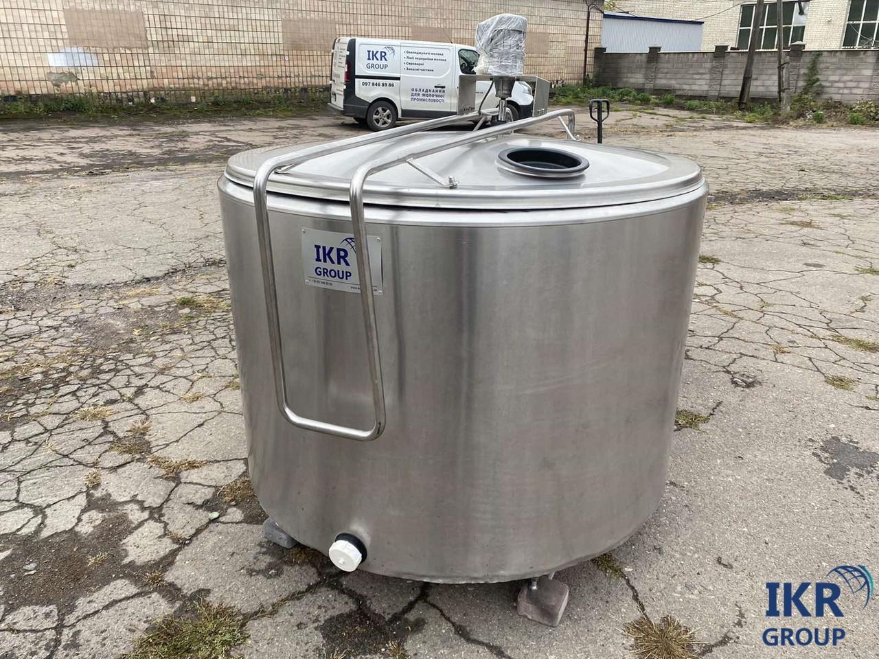 Охолоджувач молока/Охолоджувач молока Б/У DELAVAL 1600 л
