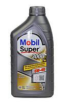 Олива моторна Mobil Super 3000х1 5W40,   1л