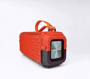 Портативна Bluetooth колонка Hopestar P17, IPX6, Original, помаранчева, фото 2