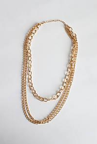 Ланцюжок FAMO Агнеса золотиста One size (5-8031) #L/A
