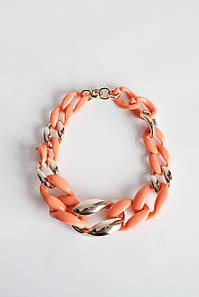 Ланцюжок FAMO Беллатриса рожева One size (5-5400) #L/A
