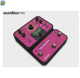 Гитарный/бас-гитарный процессор Source Audio SA144 Soundblox Pro Poly-Mod Filter