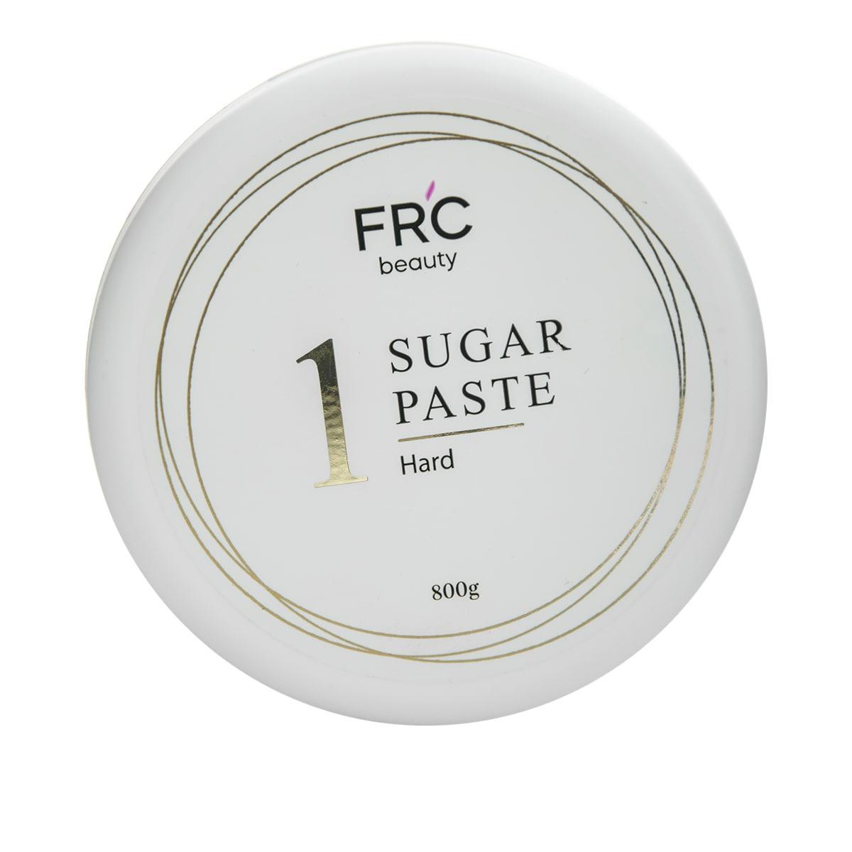 Шугаринг FRC Beauty 800 г (Hard) - Для шугаринга Сахарная паста хард жесткой плотности