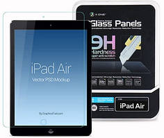 Защитное стекло для iPad Air / Air 2 закаленное