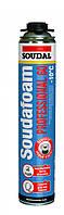 Пістолетна зимова монтажна піна Soudal Soudafoam Professional 60 -10°C