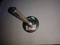 Термометр бытовой капилярный от 0 до +120 градусов (метал. корпус, капилляр - 11 см.)