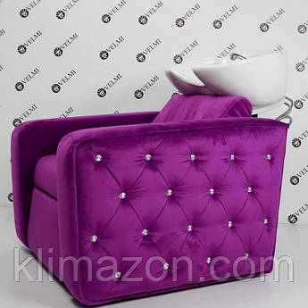 Кресло-мойка Obsession Velor