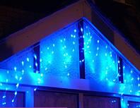 Гирлянда светодиодная Бахрома 100  диодов,уличная