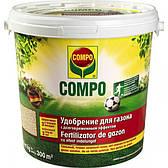 Добриво тривалої дії для газонів 8 кг, Compo