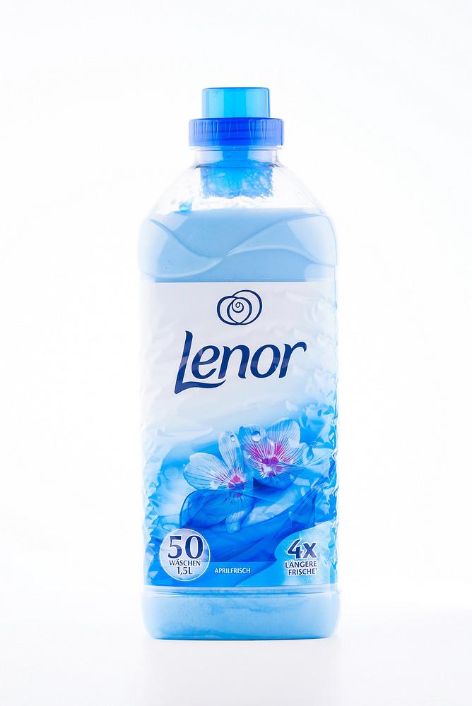- Lenor ополіскувач (6*1.5 L.) Aprilfrisch