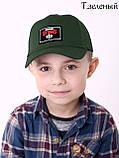 Детская кепка с сеткой Brawl Stars Бравл стар размер 52 на 3 - 6 лет, фото 4