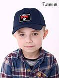Детская кепка с сеткой Brawl Stars Бравл стар размер 52 на 3 - 6 лет, фото 7