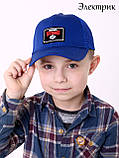 Детская кепка с сеткой Brawl Stars Бравл стар размер 52 на 3 - 6 лет, фото 9