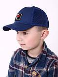 Детская кепка с сеткой Brawl Stars Бравл стар размер 52 на 3 - 6 лет, фото 8
