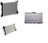 Радиатор на Volvo Вольво V40, S40, 740, 760, 460, 960, S80, XC70, V70, S70, XC60, V60