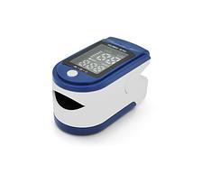 Пульсоксиметр на палец, 1.5V батарея, 2 ААА, Voltronic, пульсоксиметр, пульсометр, измеритель пульса