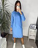 Сукня в спортивному стилі з капюшоном 46-450, фото 2