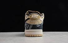 """Кросівки Nike SB Dunk low x Travis Scott cactus jack """"Різнокольорові"""", фото 3"""