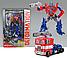 Игрушка Оптимус Прайм Трансфомеры 4 18СМ - Optimus Prime, TF4, Deformation, KuBian, фото 4