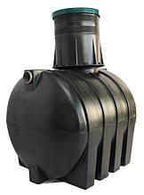 Септик поліетиленовий однокамерний Эколайн , 1500 Літрів (Україна)