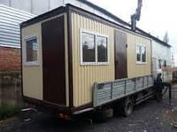 Дома бытовки вагончики