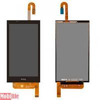 Дисплей (экран) для HTC Desire 610, D610n с сенсором