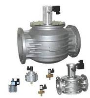Клапан электромагнитный для газа MADAS M16/RMC NC P=500 mbar 1/2 с ручным взводом нормально закрытый